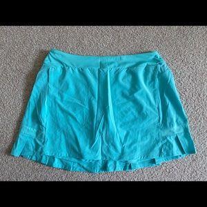 """Nike Dri Fit Flex Golf Skirt 15"""" Women AV3651-434"""